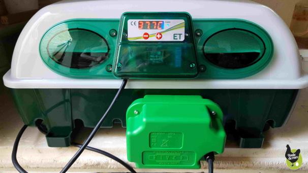 couveuse automatique ET49