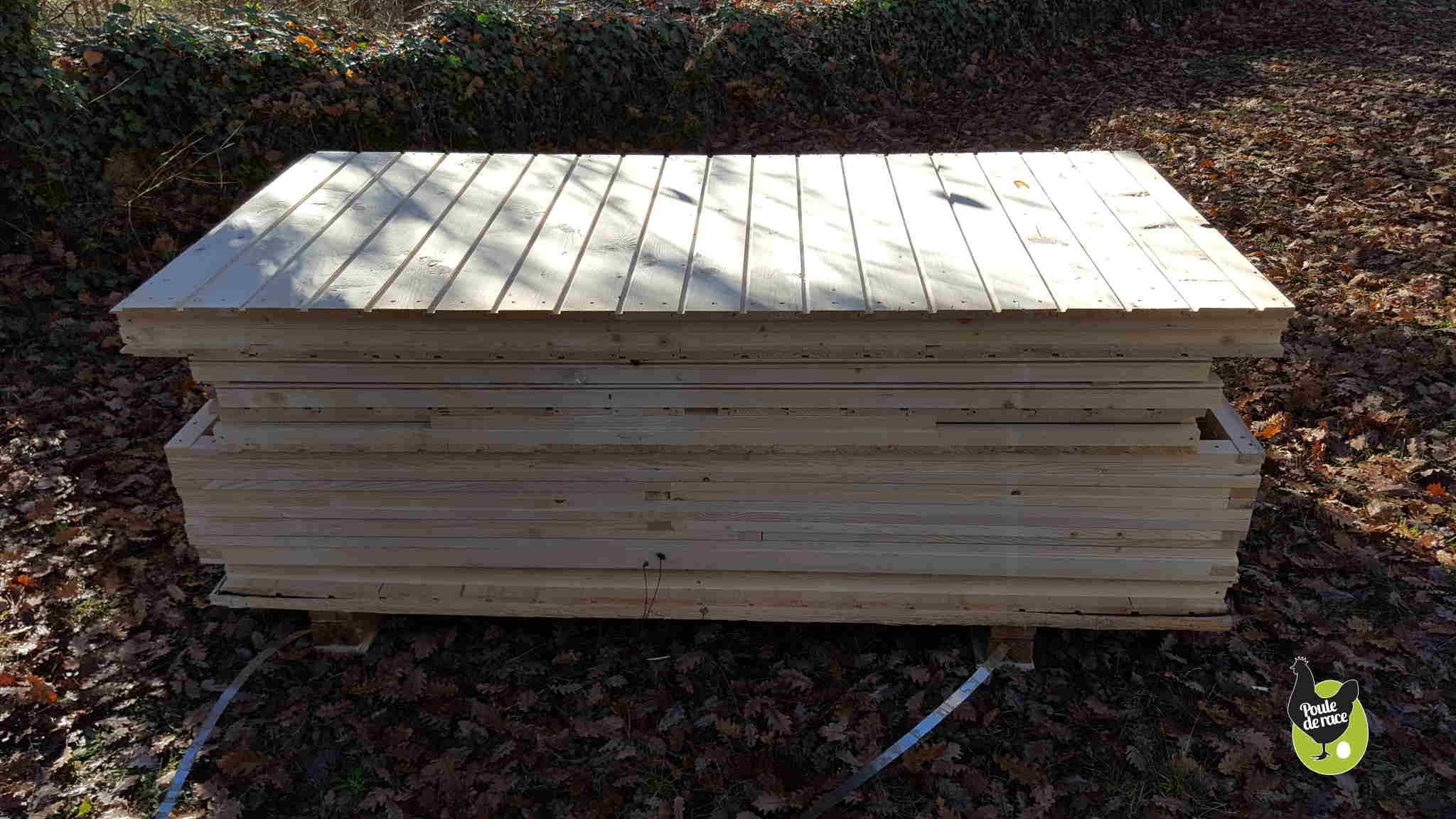 poulailler en bois