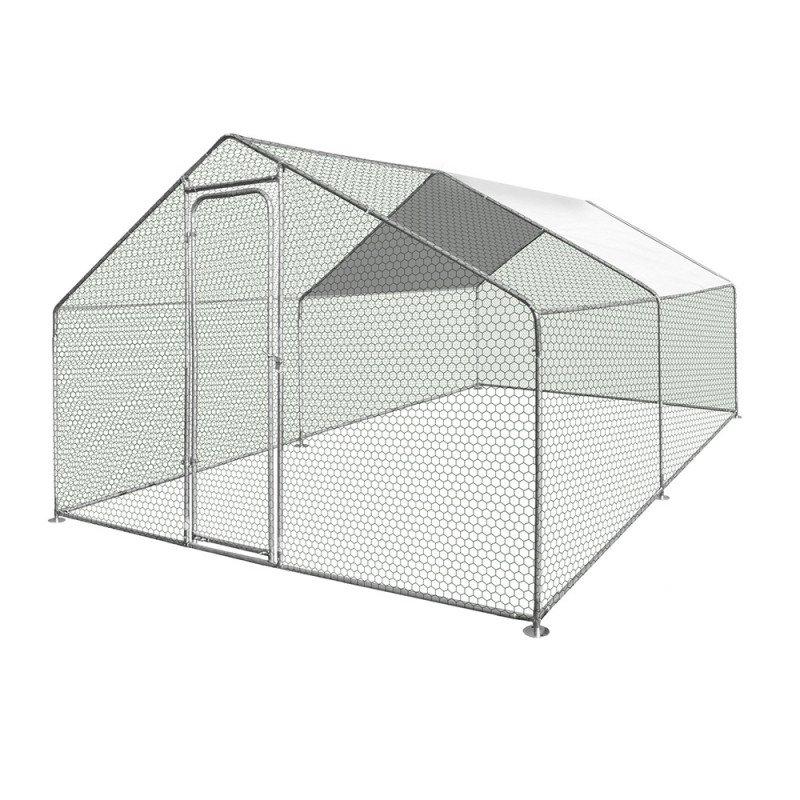 les enclos pour poulaillers