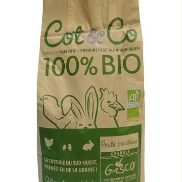 Aliment Bio et Friandises pour nos poules